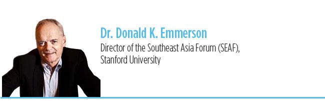 Dr. Donald K. Emmerson