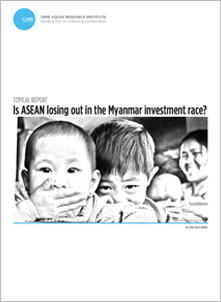 Is ASEAN losing out in the Myanmar investment race?