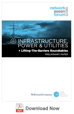 Infrastructure, Power & Utilities