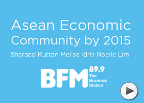 ASEAN Economic Community by 2015