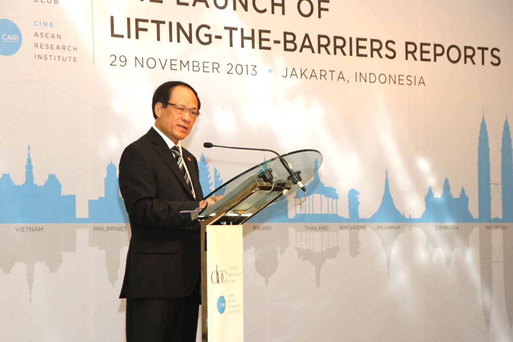 By H.E. Le Luong Minh Secretary-General of ASEAN