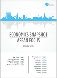 Economic Snapshot – ASEAN Focus