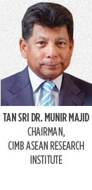 Tan Sri Dr. Munir Majid
