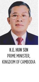 H.E. Hun Sen