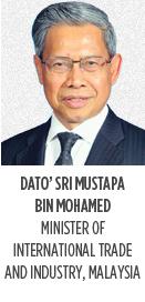 Dato' Sri Mustapa Mohamed