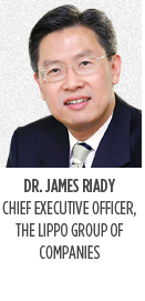 Dr. James Riady