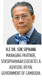 H.E. Dr. Sok Siphana