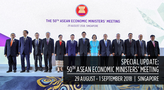 50th ASEAN Economic Ministers' (AEM) Meeting