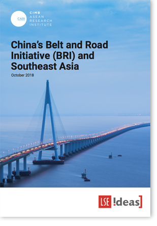 China's Belt and Road Initiative (BRI) and Southeast Asia Publication