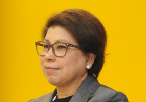 Tan Sri Dr. Rebecca Fatima Sta Maria